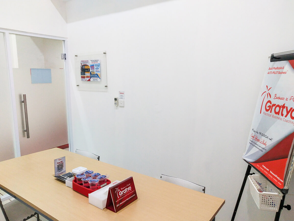 Sewa Kantor dekat Alam Sutera - Shanghai Room - G-district