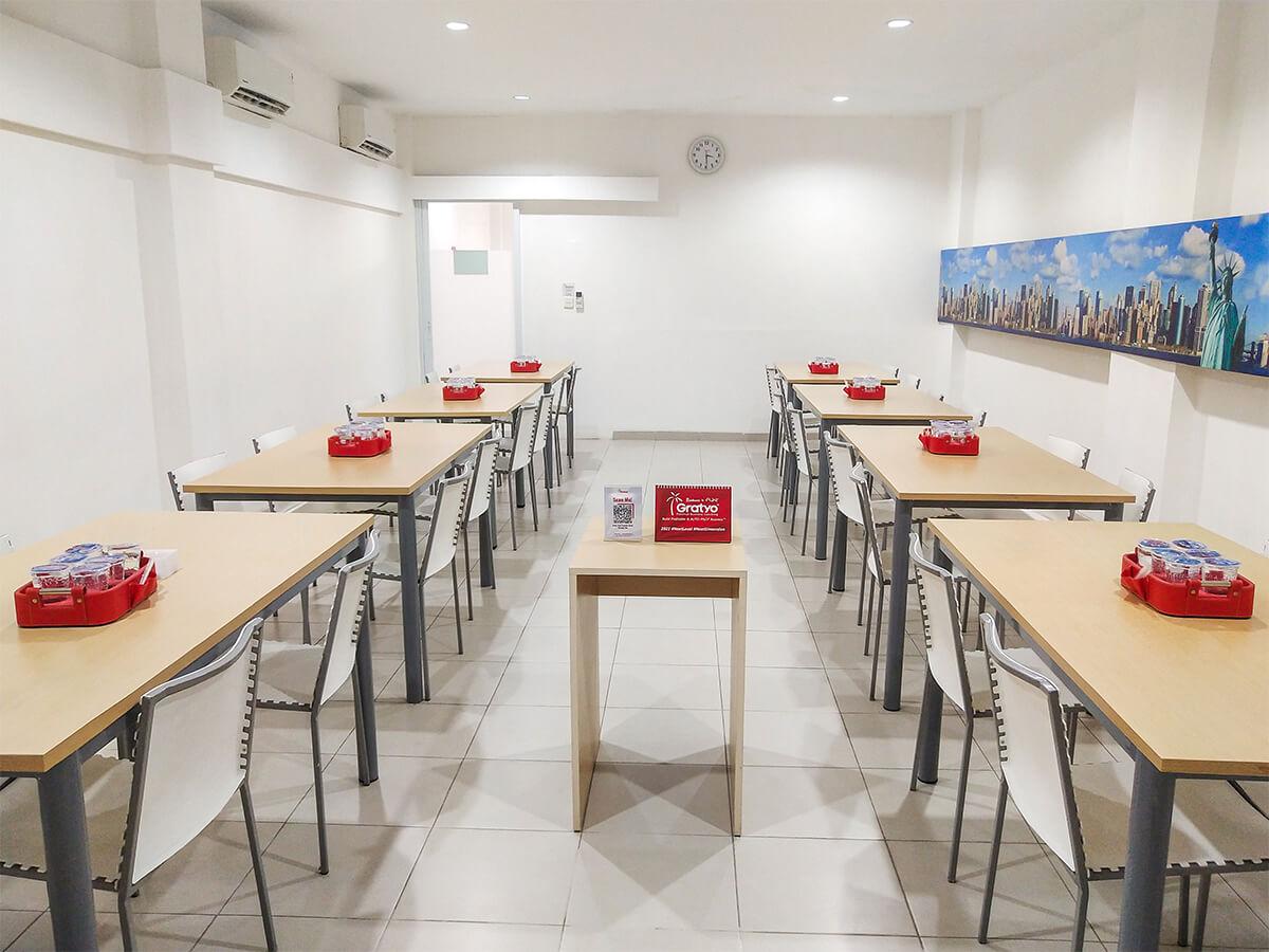 Sewa Ruang Kantor di Alam Sutera Tangerang, Jawa Barat - New York Room - G-District