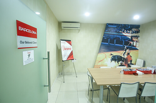 Coworking Space di Denpasar - Barcelona Room - G-District