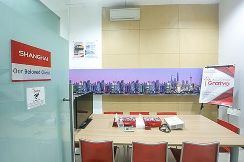 Meeting Room Murah di Denpasar - Shanghai Room - G-District