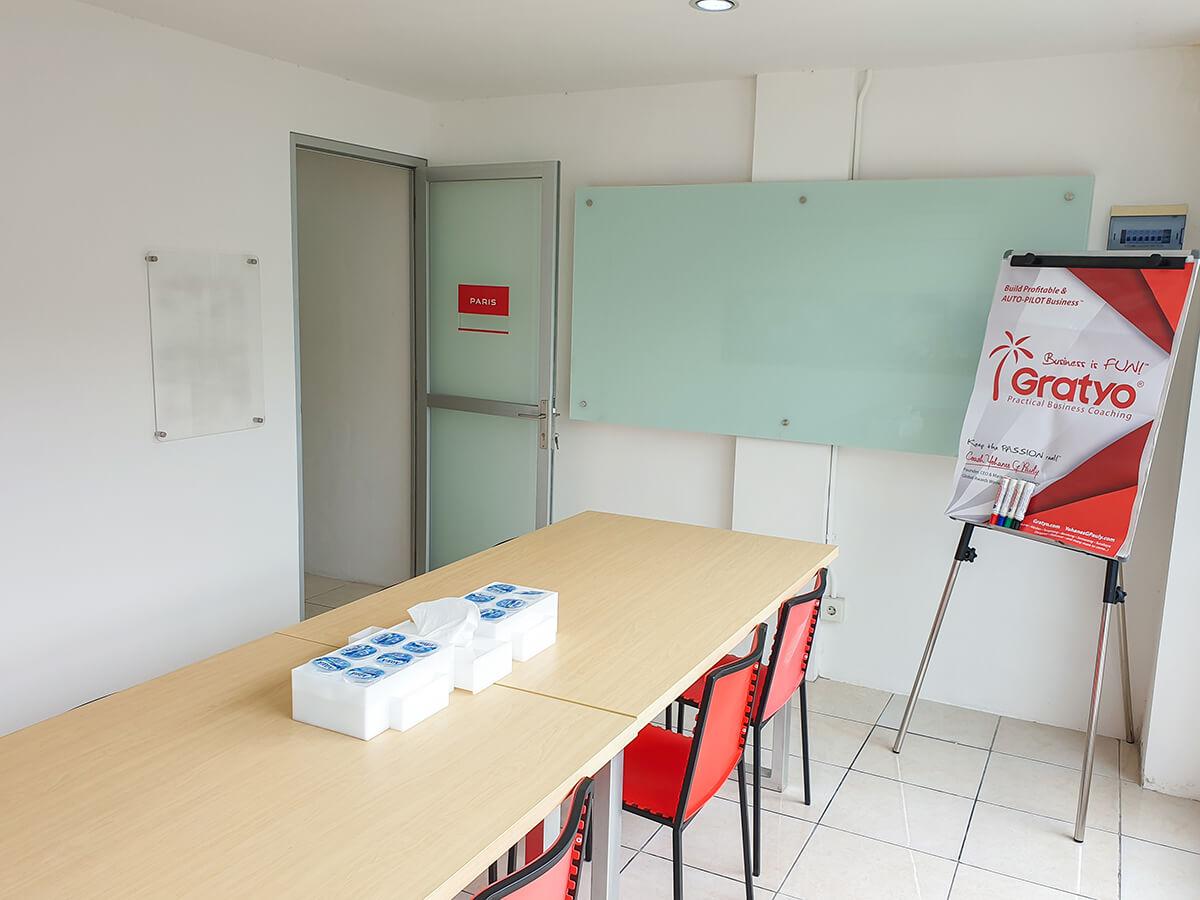 Sewa Meeting Room Murah di Bandung, Jawa Barat
