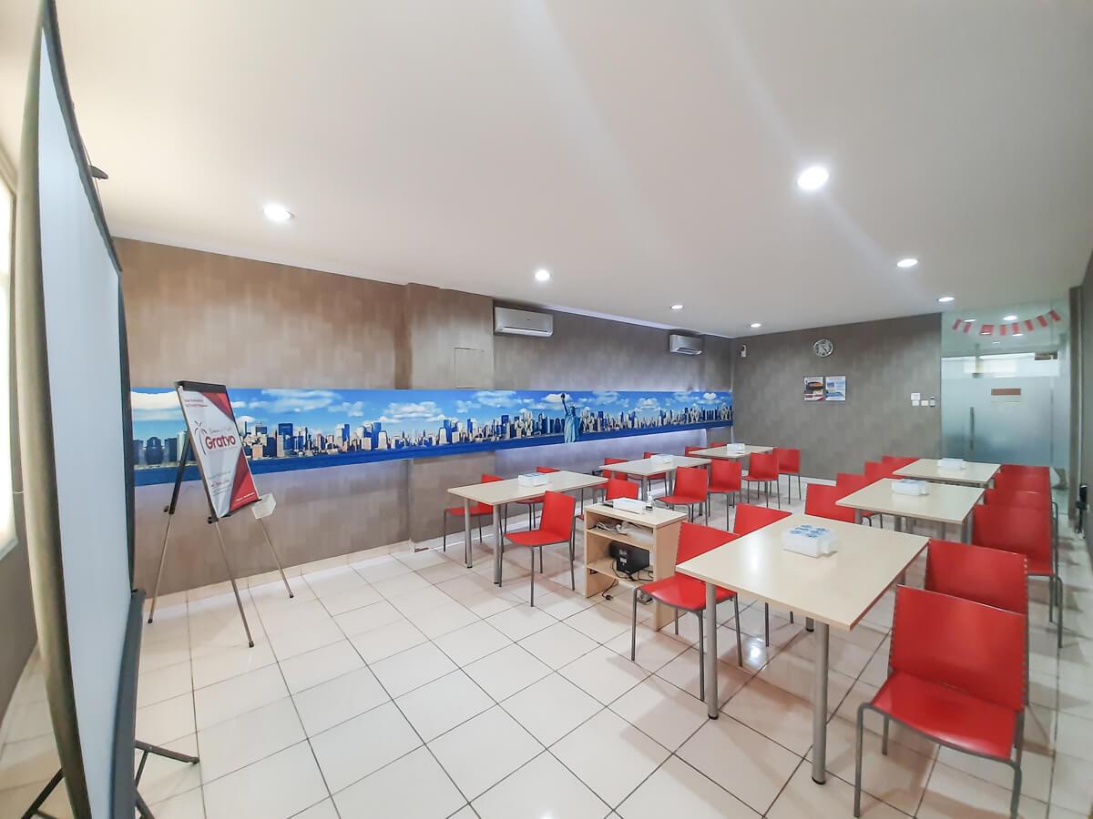 Sewa Ruang Meeting di Kota Makassar - New York Room - G-District