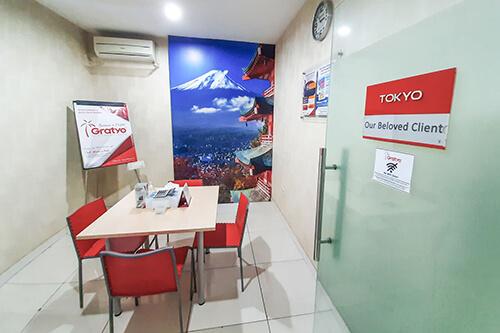 Tempat Meeting di Kota Denpasar - Tokyo Room - G-District